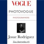 Fotografías reynosenses son seleccionadas en Vogue