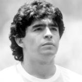 """Diego Armando Maradona, el hombre tocado por """"la mano de Dios"""""""