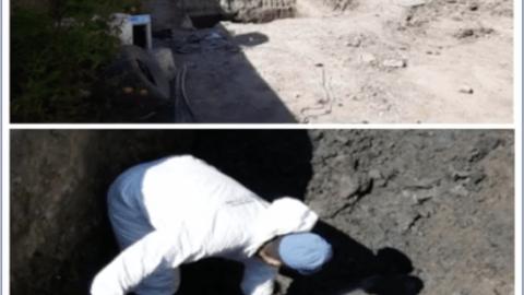 Suman 133 cuerpos encontrados en fosas clandestinas en Jalisco