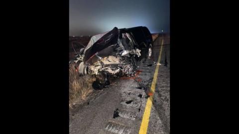 Seis muertos y tres heridos en accidente automovilístico en Texas