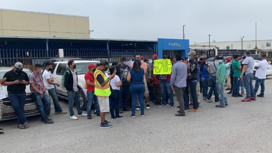 Empresa despide a 65 empleados que no trabajaron por iniciar un paro laboral