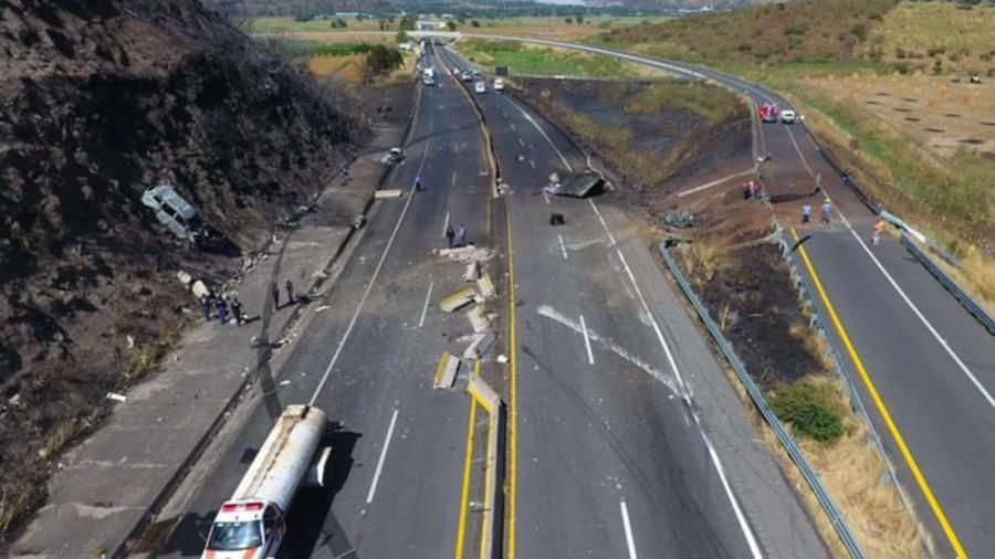 Fallece la la única sobreviviente de la explosión de pipa en Nayarit