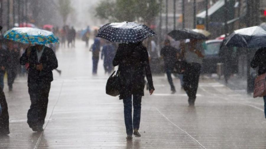 Se pronostican lluvias para el norte, noreste y sur del país