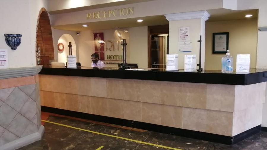 No recuperamos nada durante la Semana Santa: Hoteleros de Matamoros