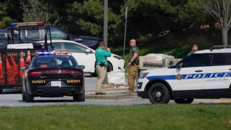 Tiroteo en Maryland deja 2 heridos y un muerto