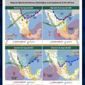 Continúa probabilidad de lluvia en Reynosa: PCyB