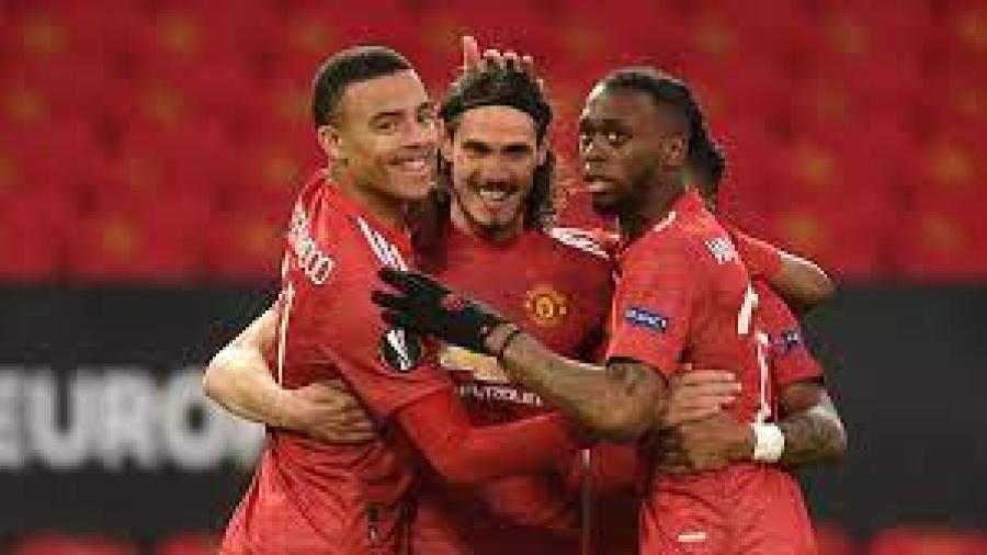 Manchester United termina la travesía del Granada en Europa