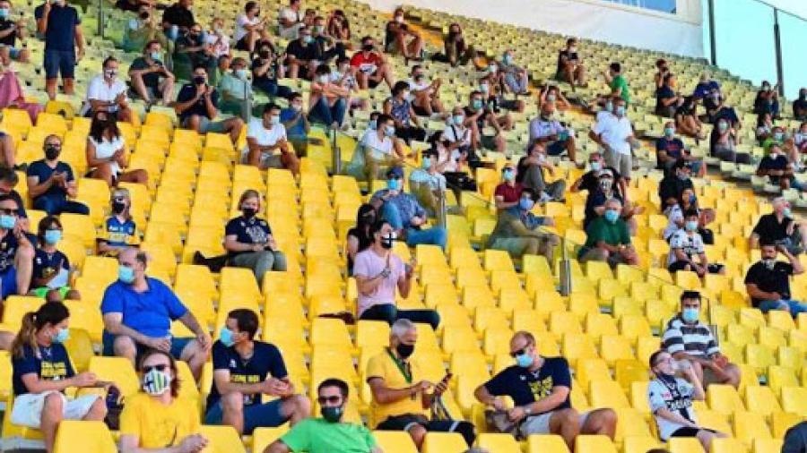 Aficionados podrán volver a los estadios de Italia en mayo