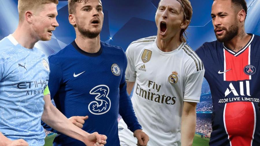 Pasa el Madrid y el City a semifinales de UCL