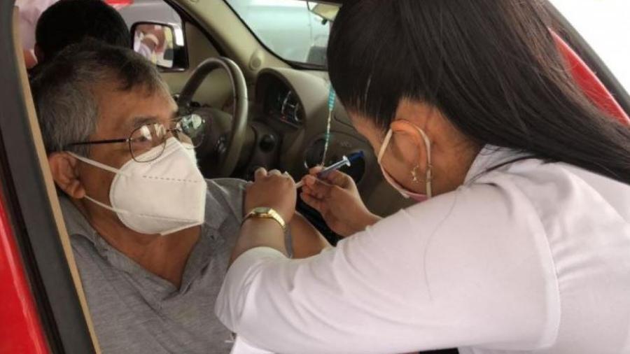Hasta el momento cerca de 34 mil 467 adultos mayores en Reynosa se han aplicado vacuna contra el COVID-19