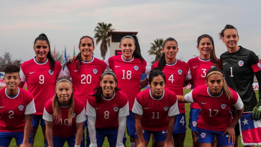 Selección Femenil de Chile participará por primera vez en los JJ.OO.