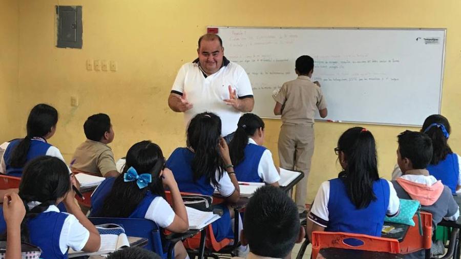 Profesor de Tampico es nominado a recibir investidura de doctor honoris causa por proyectos de inclusión