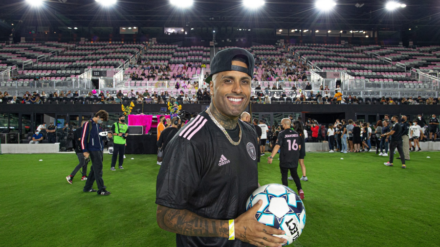 Estudio Beckham recibe a Nicky Jam, Piso 21 y más artistas urbanos en un torneo de fútbol